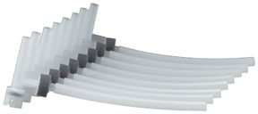 3M Company No Cleanup Replacement Nozzles, 8/bag