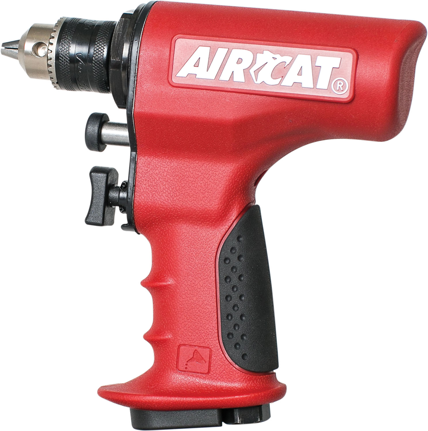 """AIRCAT 1/2"""" Drill - Vibration Damped Side Handle Included"""