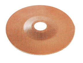 """AES Industries 5"""" Phenolic Back-up Plate"""