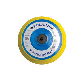 """AES Industries 6"""" Tapered D/a Pad  Vinyl"""