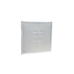 """Air Filtration Co., Inc. Tacky Intakes, 20"""" x 25"""", Case of 20"""