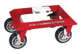 DJS Fabrications, Inc. Universal Auto Dolly