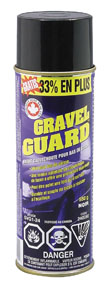 Dominion Sure Seal Gravel Guard 1, Rocker Panel Coating - 24 oz., Aerosol