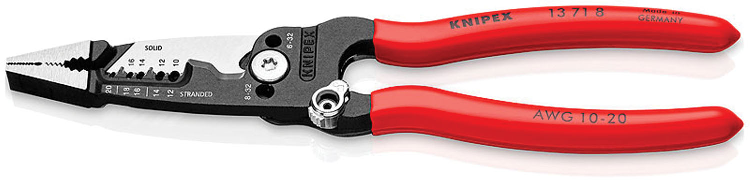 Knipex Forged Wire Strippers
