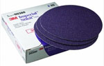 "3M Company 8"" Purple Stikit™ Disc With 36 Grit"