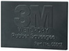 """3M Company Wetordry™ Rubber Squeegee 05517, 2 3/4"""" x 4 1/4"""""""