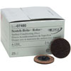 """3M Company 2"""" Scotch-Brite™ Roloc™ Brown Coarse Surface Conditioning Disc"""