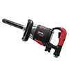 """AIRCAT 1"""" Vibrotherm Drive Composite Straight Impact Wrench With 6"""" Anvil"""