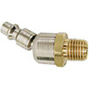 Acme Automotive Ball Swivel Connector Air Hose Fitting - M Style Connector