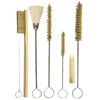 AES Industries HVLP Cleaning Brush Set