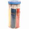 AES Industries Asst.Brush Display, 144 Pieces
