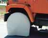 AES Industries Extra Large Wheel Masker, 4 Pieces