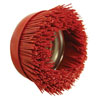 """AES Industries Nylon Filament Brush - 6"""" Cup"""
