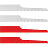 AES Industries 4pc Replacement Blade Set - 4 PC