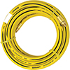 "AES Industries 3/8"" x 25' ""Continental"" Rubber Air Hose"