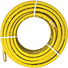 "AES Industries 3/8"" x 50' ""Continental"" Rubber Air Hose"