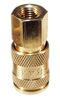 """AES Industries Universal Coupler 3/8"""", Female"""