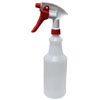 AES Industries 32oz Professional Detailer's Spray Bottle with Large Sprayer