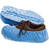 AES Industries Disposable Shoe Covers - 100 PC