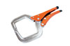 """ANGLO AMERICAN ENTERPRISE Grip-On® 12"""" Aluminum Alloy Locking C-Clamp"""