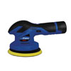 Astro Pneumatic 12V Cordless Variable Speed Palm Polisher with 2 Batteries