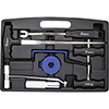 Astro Pneumatic 7pc Windshield Molding Removal Tool Set