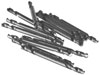 """Astro Pneumatic 1/8"""" Stubby Double Ended Drill Bits"""