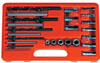 Astro Pneumatic 25 Pc. Screw Extractor,  Drill & Guide Set
