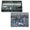 """ATD Tools 1/4"""" Drive 6-Point Standard Fractional Socket - 7/16"""""""