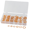 ATD Tools 110 Pc. Copper Washer Assortment