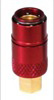 ATD Tools Manual Snap-On Coupler - High Side, Red