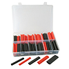 ATD Tools 115 Pc. Dual Wall Adhesive Lined Heat Shrink Tube Assortment