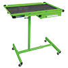 ATD Tools Heavy-Duty Mobile Work Table with Drawer, Green