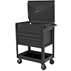 "ATD TOOLS 31"" 4-Drawer Quick Assembly Deluxe Service Cart"