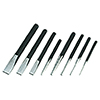 ATD Tools Chisel-Punch Set, 8 pc.