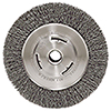 "ATD Tools 6"" Heavy-Duty Wre Wheel Brush"