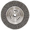 "ATD Tools 7"" Heavy-Duty Wire Wheel Brush"