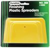 Dynatron Bondo Dynatron® Yellow Spreaders - 3 Pack Assorted