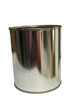 U.S. Can Brockway Quart Paint Cans with Lid