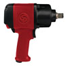 """Chicago Pneumatic 3/4"""" Impact Wrench with Ring Retainer & Twin Hammer Clutch"""