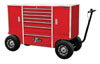 """Extreme Tools Extreme Tools® 70"""" Pit Box, Red"""