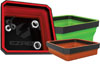 E-Z Red Collapsible Magnetic Trays