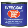 Fibre-Glass Evercoat Polyester Glazing Putty, 20oz