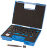 Fowler 36 Pc. Transfer Punch Set  Ideal for Heavy Duty Applications