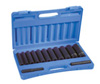 Grey Pneumatic 13-Piece 1/2 in. Drive 6-Point SAE Extra Deep Impact Socket Set