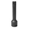 """Grey Pneumatic 3/4"""" Drive x 7"""" Extension with Friction Ball"""