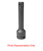 """Grey Pneumatic 3/4"""" Drive x 13"""" Extension with Friction Ball"""
