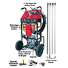 Innovative Products of America Pneumatic Fuel Tank Sweeper®