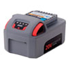 Ingersoll Rand 20V IQV20 Series Lithium-Ion Battery