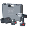 """Ingersoll Rand 1/2"""" 19.2V Impact Wrench Kit with two (2) Li-Ion battery, charger and case"""
